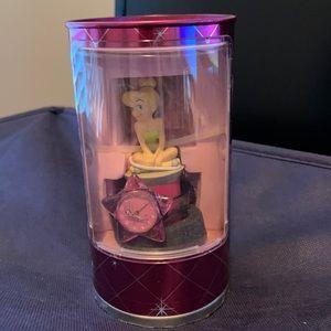 NWT RARE DisneyTinker Bell Disney watch toy tin